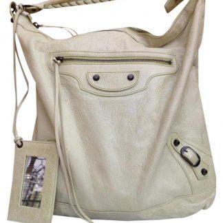 8246836d188 Highest Quality Balenciaga 7 Star Replica Classic Day Light Green Lambskin  Leather Shoulder Bag balenciaga shoes